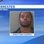 Pensacola suspect in stoplight shootout arrested during traffic stop