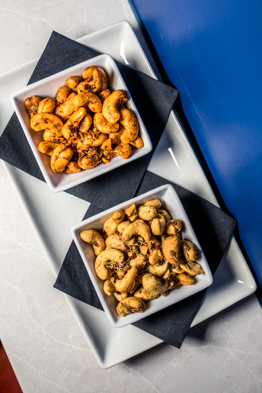 Spiced mixed nuts / Image: Catherine Viox // Published: 10.31.20