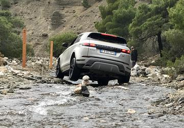 2020 Land Rover Range Rover Evoque: An urban vehicle with the soul of an off-roader