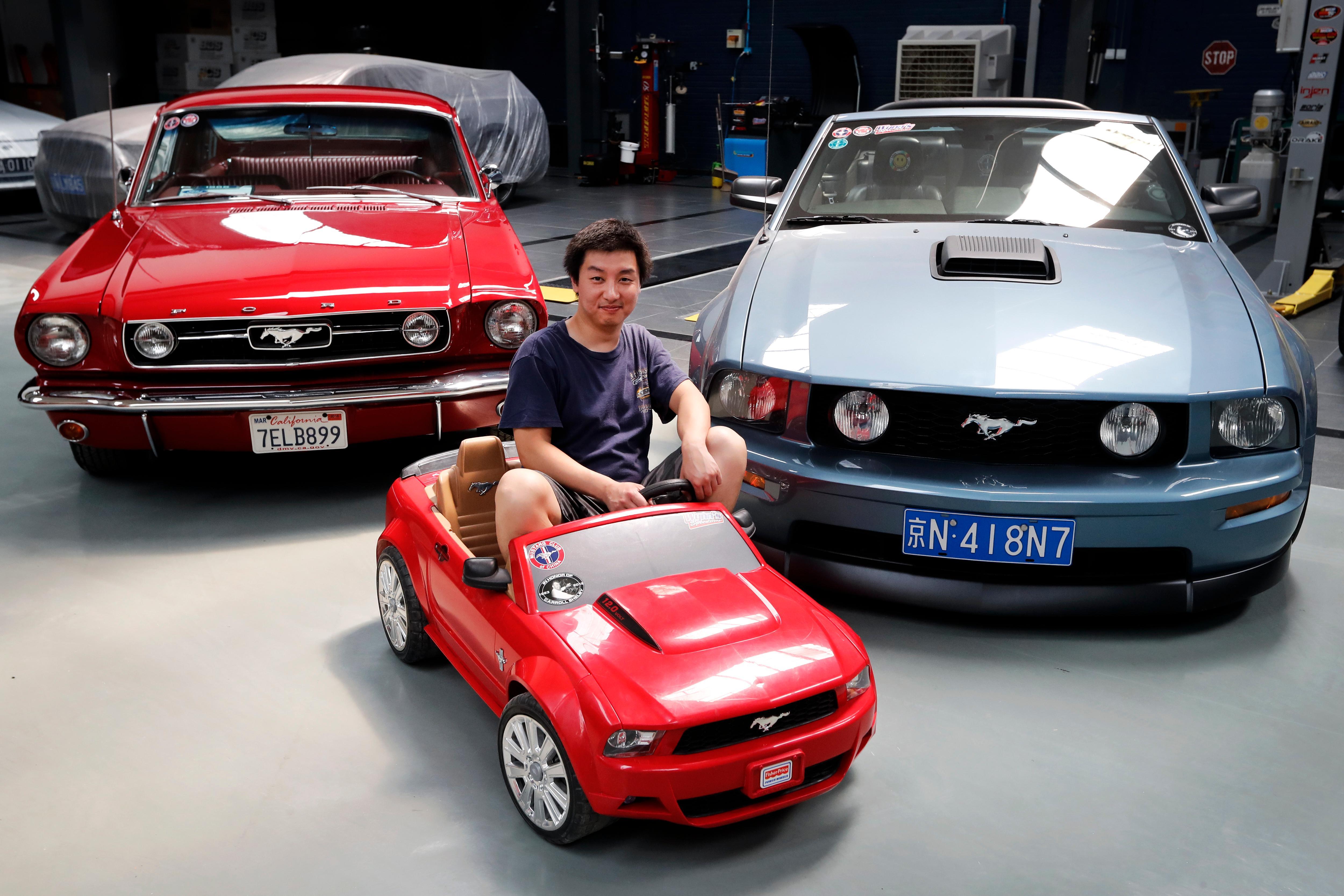 Demand overseas keeps Mustang on top despite lower US sales | WUCW