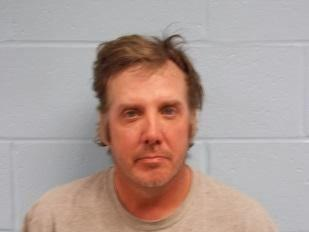Ricky Brown, 48, is facing charges of possession of marijuana 2nd offense and possession of drug paraphernalia.
