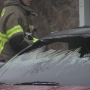 Fire Chief: car repair may have led to accidental fire