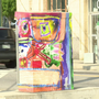 Students decorate East Chattanooga traffic cabinets