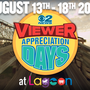 2News Lagoon Viewer Appreciation Days 2017 - Aug. 13-18