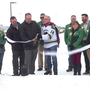 Cone Park ice rink holds official ribbon cutting