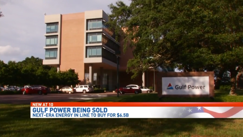Parent Company Of Florida Power U0026 Light Plans To Purchase Gulf Power