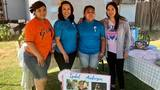 Fresno girl's bake sale raises money to fight brain cancer