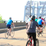 Biking event raises money to help local cancer research