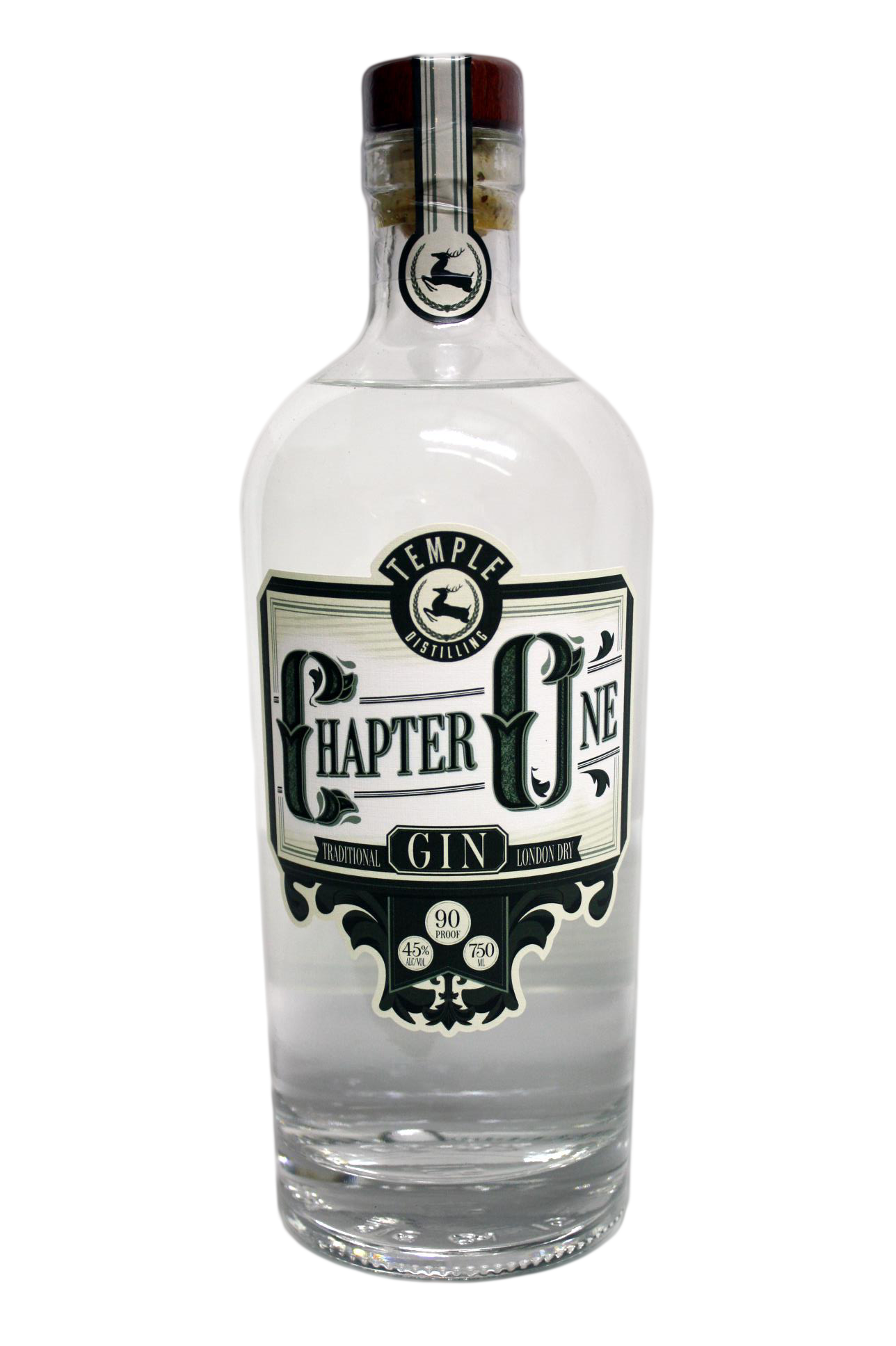 1st Place: Temple Distilling Chapter One. (Image: Sip Northwest)