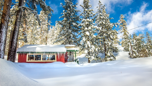 360 snowboarding in big bear circa news learn think do for Snow cabins near los angeles