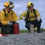 New volunteer firefighters begin hands-on training, preparing for wildfire season ahead