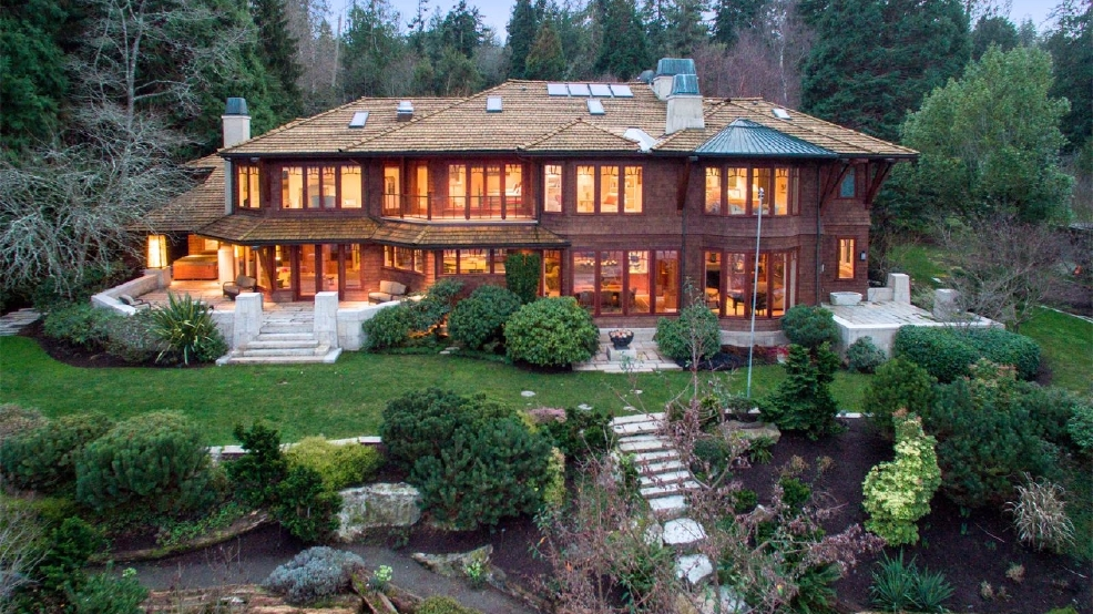 The most expensive houses in the state ranked by city for Most expensive house in washington state