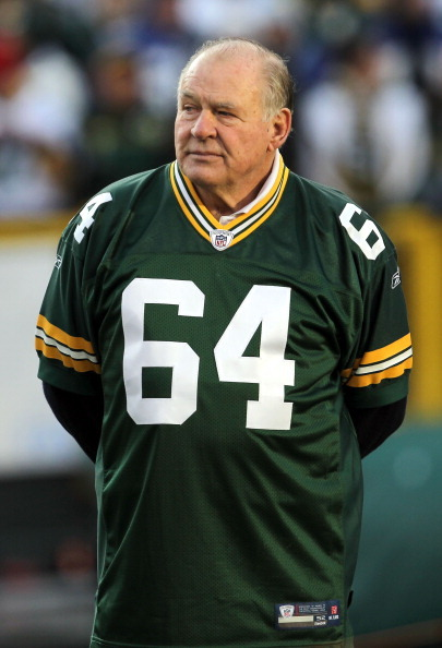After 44 years, Jerry Kramer's a Pro Football Hall of Famer.