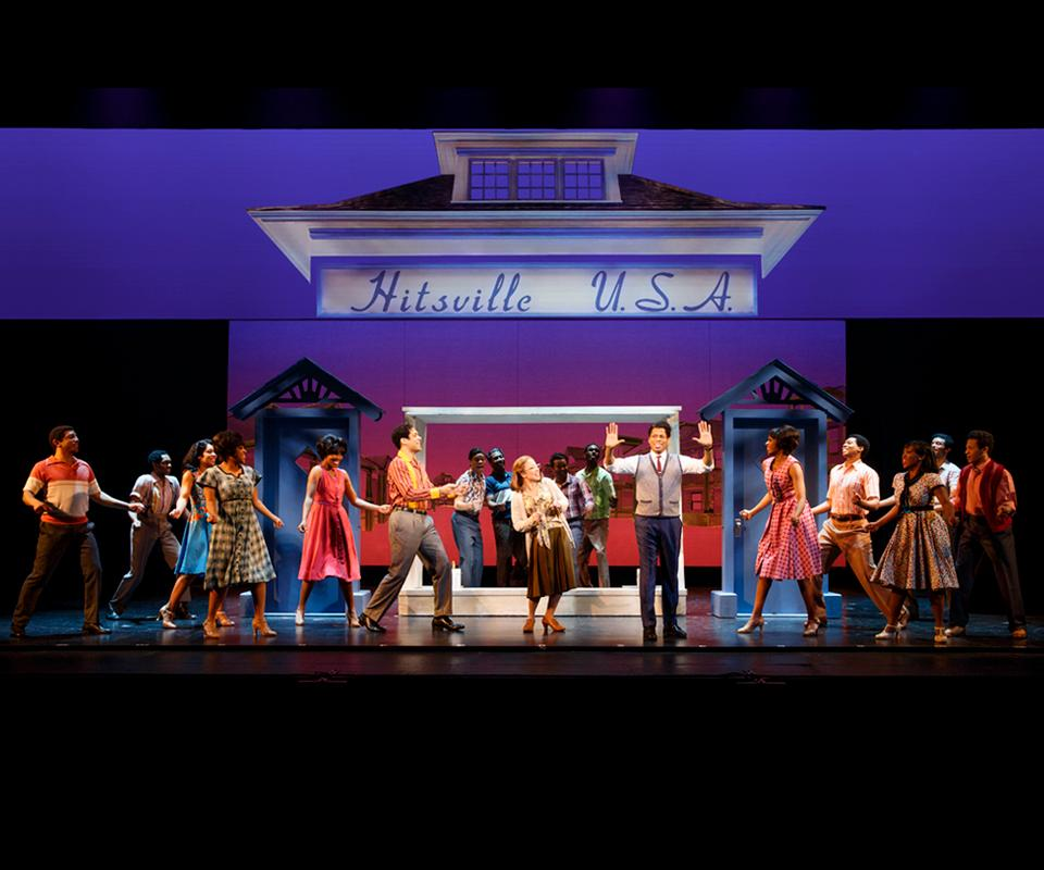 Motown (Photo: Motown the Musical/The Whiting)