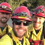 Evergreen firefighter says helping at California wildfires was an unlikely blessing