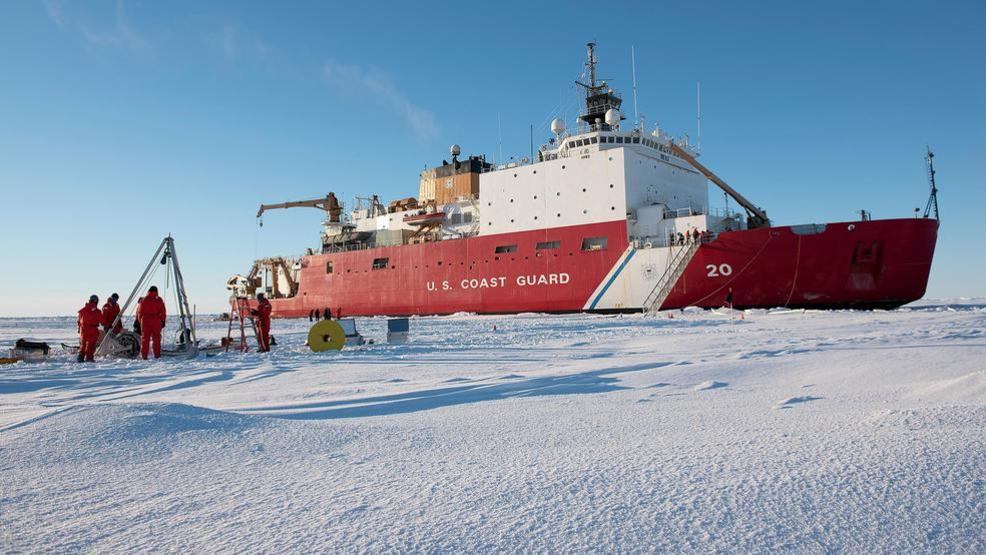 Coast Guard icebreaker returning to Seattle after Arctic mission