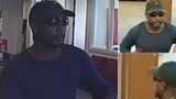 Hixson bank robbed Tuesday morning, suspect caught on camera