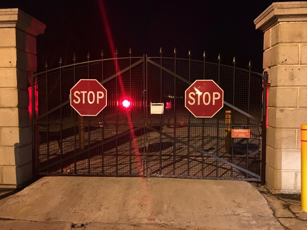 Fort Mchenry in Baltimore closed during government shutdown (WBFF Photo){&amp;nbsp;}<p></p>