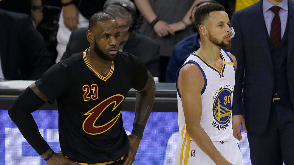 77747f6e3478 ESPN  LeBron James could entertain offer to join Warriors