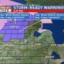 Winter Weather will make an impact on parts of Mid-Michigan