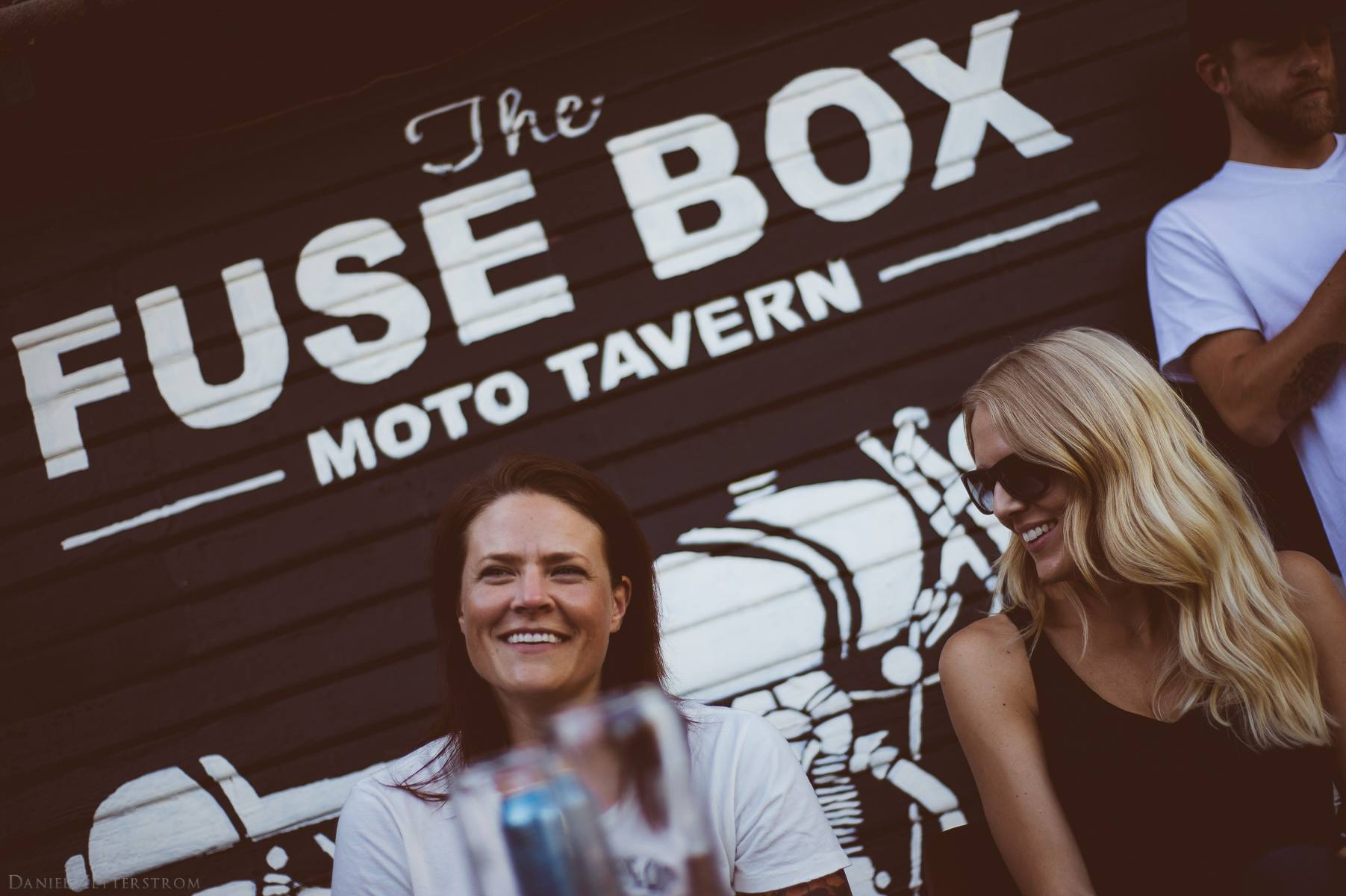 The Fuse Box is a moto tavern just off Aurora in Fremont that should perfectly satisfy that hog loving, tire squealing obsessed side of you.  (Photo Courtesy Fuse Box)