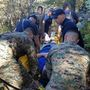 Man suffers seizure on Sharp Top Mountain, rescued by officials