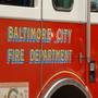 Two children, one adult hospitalized after being struck by lightning in Baltimore City