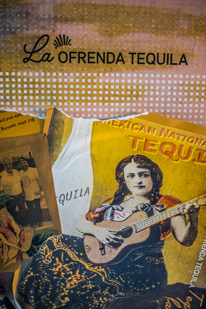 "La Ofrenda, which is Spanish for ""the offering,"" is a tequila bar near Findlay Market that opened on New Year's Eve in 2019. It's an addition to the Gorilla Cinema Presents collection of local concept establishments. Owner Jacob Trevino says the bar is an offering to his family, living and deceased, and serves as a personal nod to Texas and Mexican heritage. ADDRESS: 30 Findlay Street Cincinnati (45202) / Image: Catherine Viox // Published: 1.23.20"