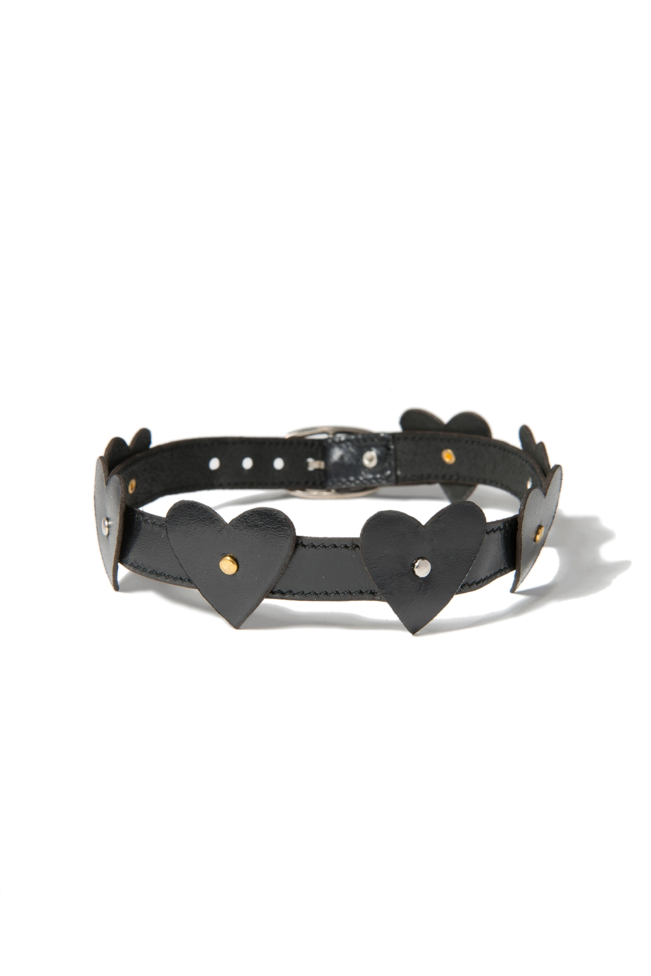 Venessa Arizaga Love You To Death Leather Choker Necklace - $150. Buy at shop.nordstrom.com/c/pop-in-olivia-kim (Image: Nordstrom)