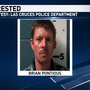 Police arrest Las Cruces man accused of attacking girlfriend