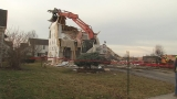 Moldy Hilliard home demolished after house rued by construction mistakes