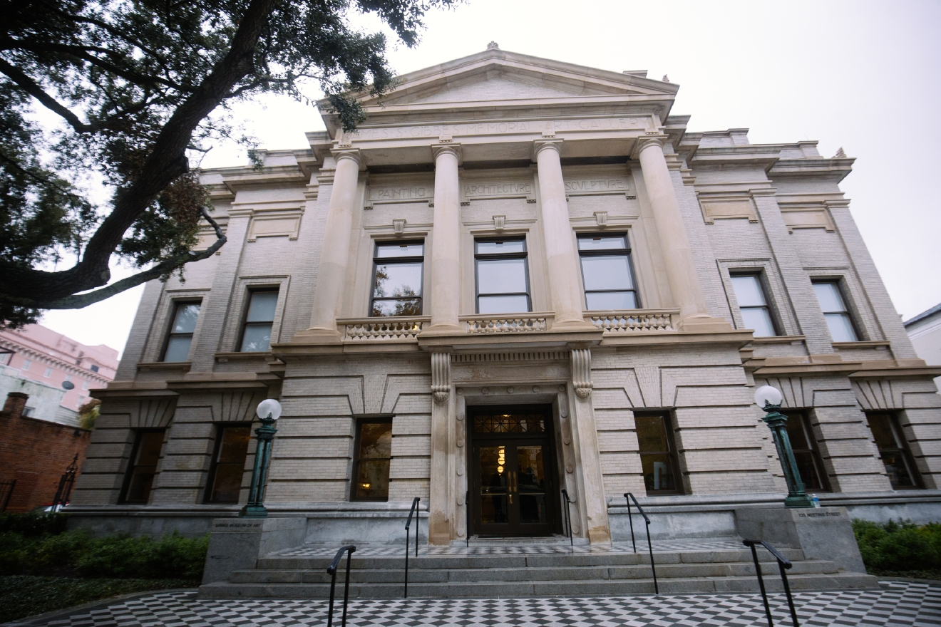 "The Gibbes Museum of Art  ""Travel and Leisure"" named Charleston, SC as the Most Romantic City in the United States and after traveling there we'd have to agree. From romantic carriage rides to rooftop bars and beautiful Magnolia Plantation and Gardens we found our 5 Most Romantic Spots in the most Romantic City. (Image: Joshua Lewis / Seattle Refined)"