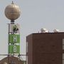Flint skyline to see changes to decades-old weather ball