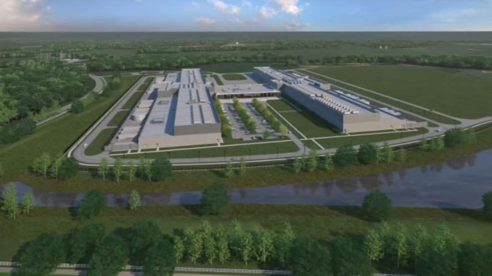 Multimillion dollar facebook data center coming to new for 16 camp terrace albany ny