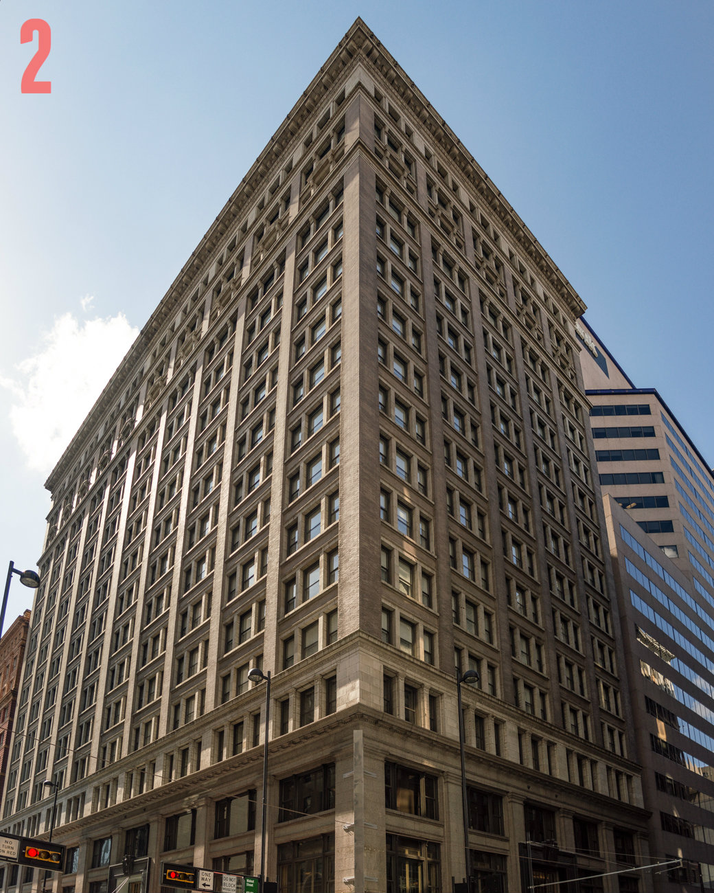 #2 - Did you know that the Renaissance Hotel is historic skyscraper built in 1901 by famed architect Daniel Burnham? Head to the Travel section for more pics & info about this beautiful building. / Image: Phil Armstrong, Cincinnati Refined