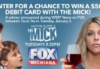 Fox Michiana's Saint Mick $500 Giveaway