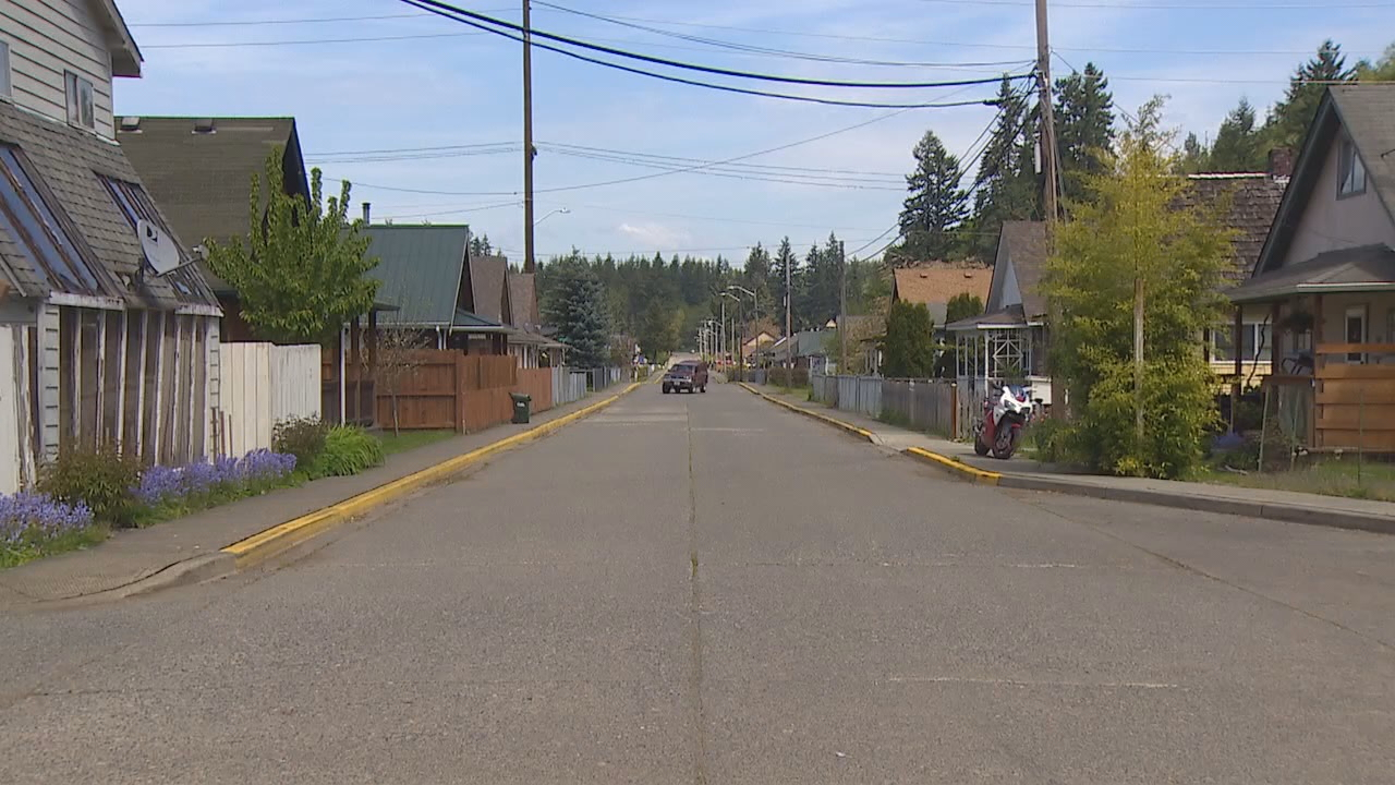 The 650 residents in the Pierce County town of Carbonado should know by Thursday if their city water is safe to drink after a boil water order due to a water main break on Monday. (Photo: KOMO News)