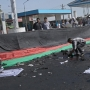 IS attack on Afghan protest kills at least 61, wounds 207