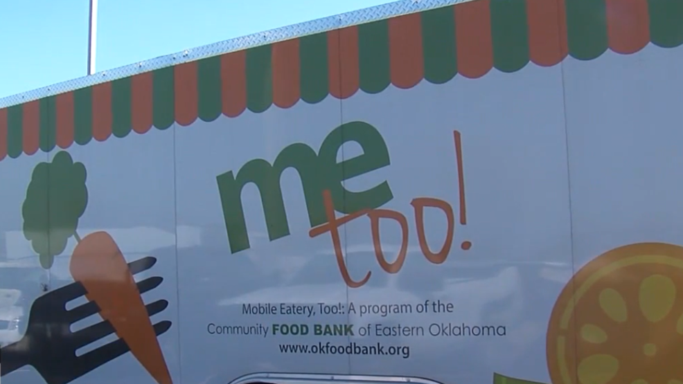 Food Bank Of Eastern Oklahoma Preparing For Walkout With Trucks Pop