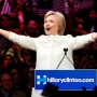 Hillary Clinton makes history as first female presidential nominee of major party