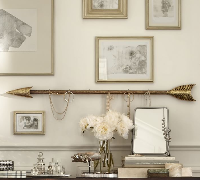 Perfect Shot Jewelry Hanger from Pottery Barn ($99). Find on potterybarn.com. (Image: Pottery Barn)