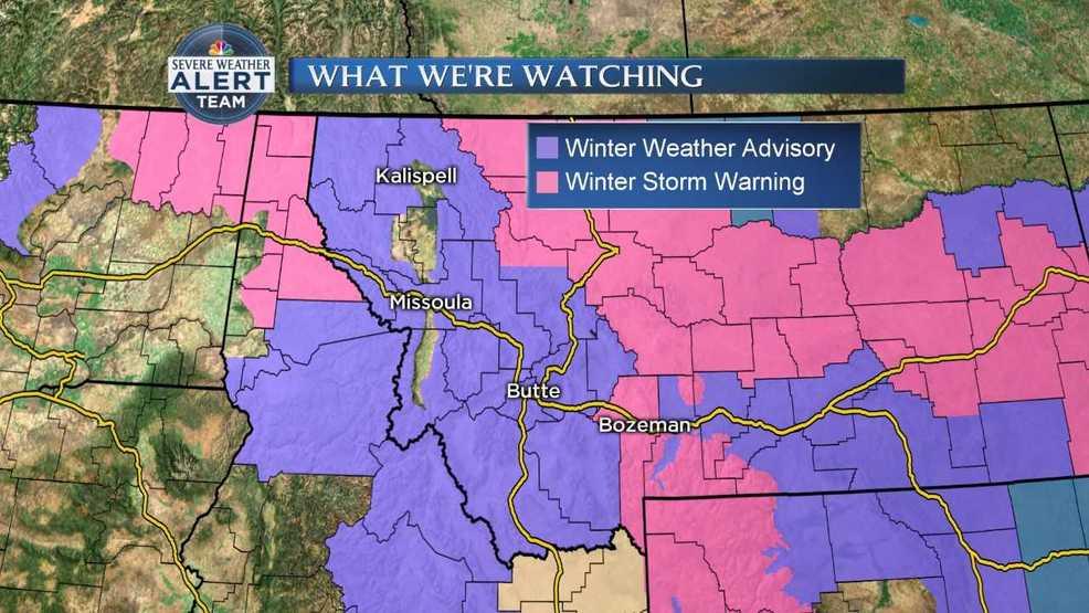 Winter weather returns | NFNews