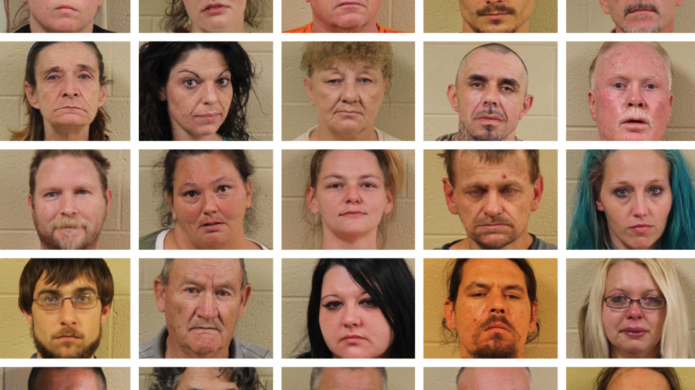 Almost 30 arrested in Grundy, Marion Counties after