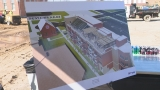 """I'm making South Bend home"" - Berlin breaks ground on new apartments at Four Winds Field"