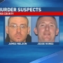 Two men wanted for murder of Ross County man