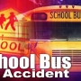 Crash involving school bus kills one in Saline County, two children injured