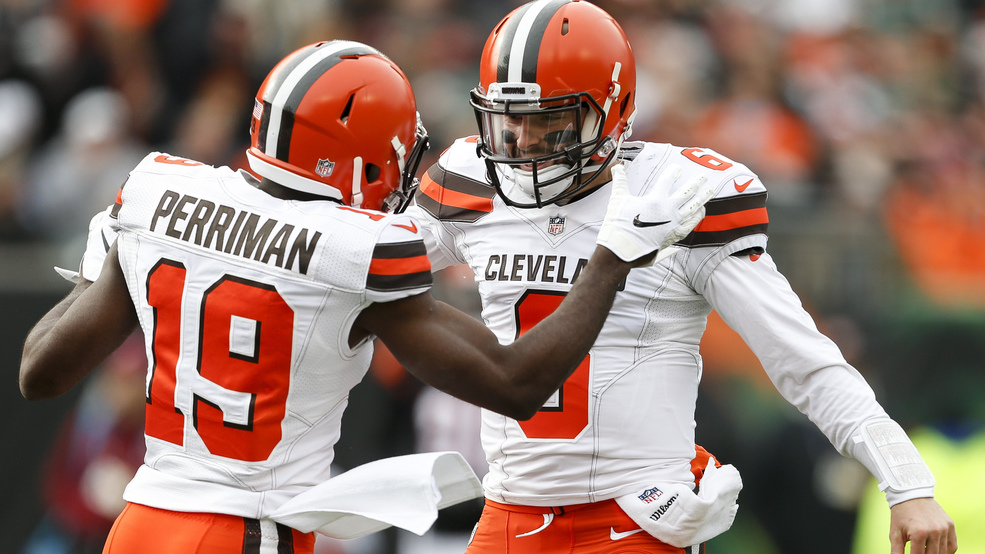 Image result for browns receivers 2018