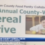 Cereal drive aims to feed hungry kids in Allegan Co.