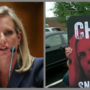 Protesters gather outside HSS Kirstjen Nielsen's Va. home amid family separation policy