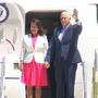 Vice President, Second Lady visiting Central New York